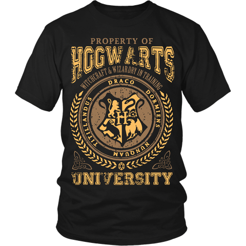 Property Of Hogwarts University LIMITED EDITION - The Nerd Cave - 1