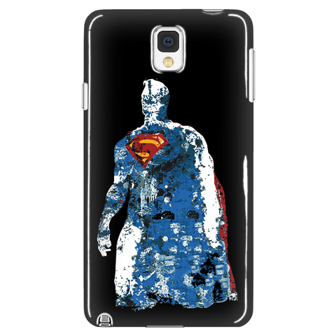 Hero In Blue Phone Case LIMITED EDITION - The Nerd Cave - 1