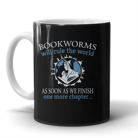 As Soon As We Finish One More Chapter Mug LIMITED EDITION - The Nerd Cave - 1
