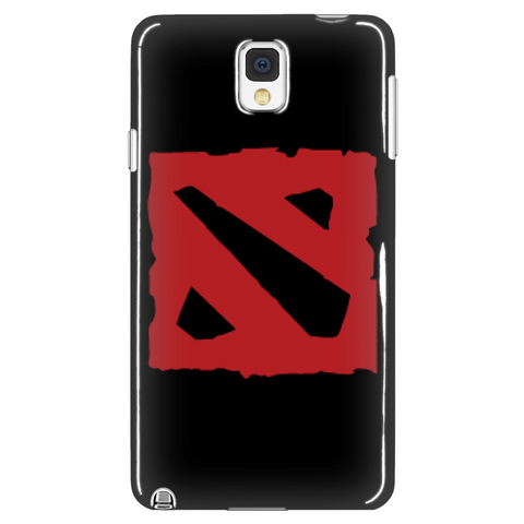 D Logo Phone Case LIMITED EDITION - The Nerd Cave - 1