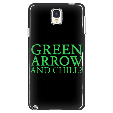 Arrow And Chill Phone Case LIMITED EDITION - The Nerd Cave - 1