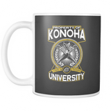 Property Of Konoha University LIMITED EDITION - The Nerd Cave - 2
