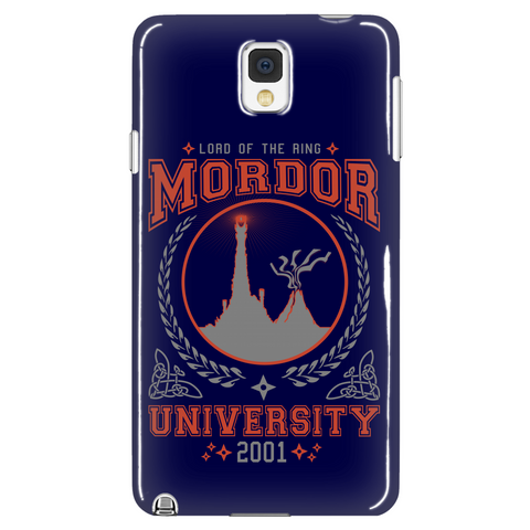 Mordor University Phone Case LIMITED EDITION - The Nerd Cave - 1