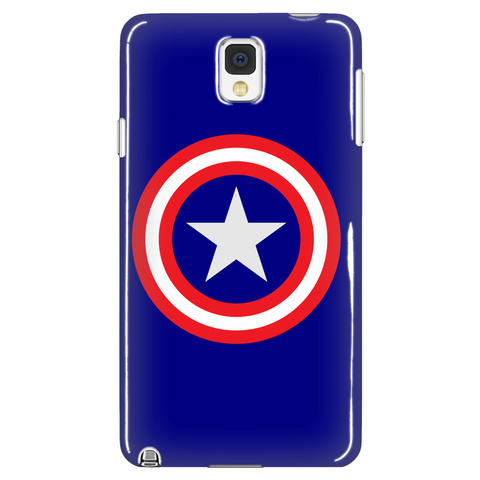 Captain's Shield Phone Case LIMITED EDITION - The Nerd Cave - 1