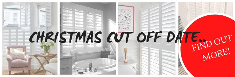 Christmas Cut Off - Don't Miss our Order Deadline!