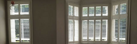 Our top ten tips for choosing the perfect shutters for your home