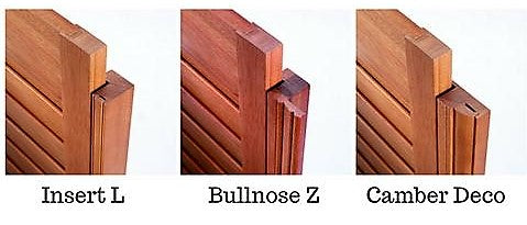 examples of three shutter frames