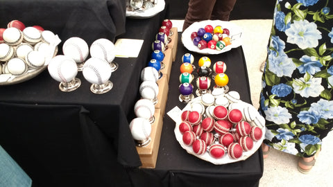 cricket ball door knobs