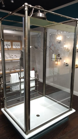 shower by Drummond at Decorex 2016