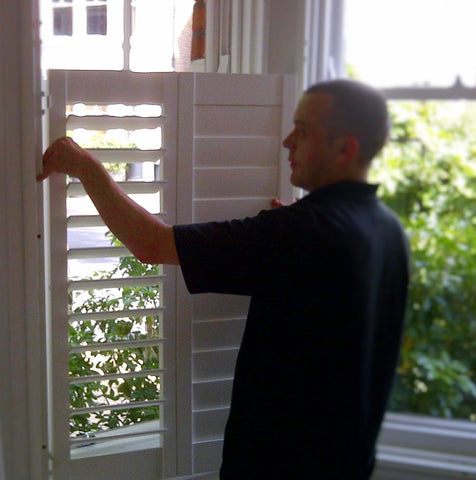 DIY Shutters - Easy Installation
