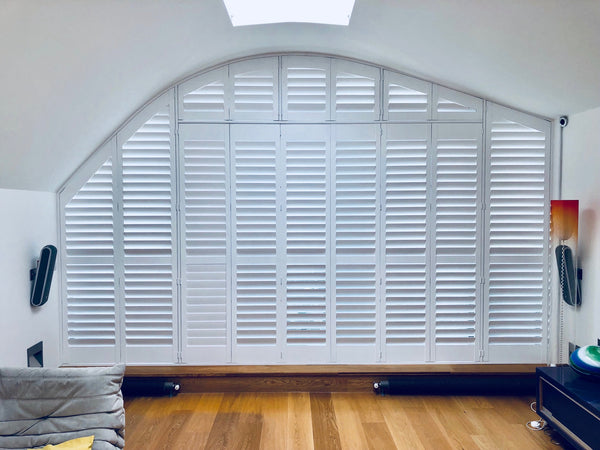 bespoke shaped shutters