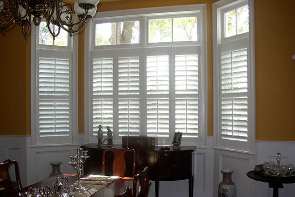 Bespoke Bay Window Shutters From A London Specialist The