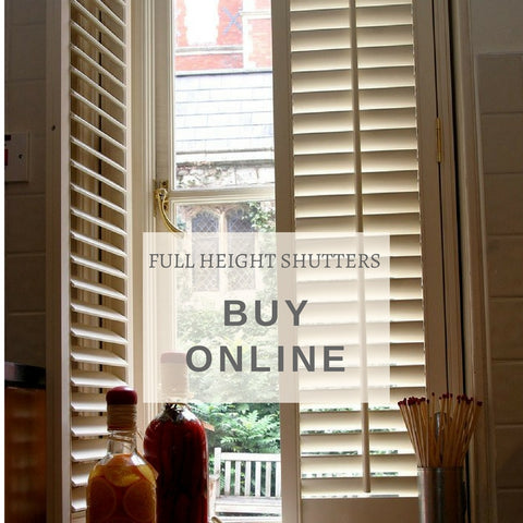 buy online full height shutters