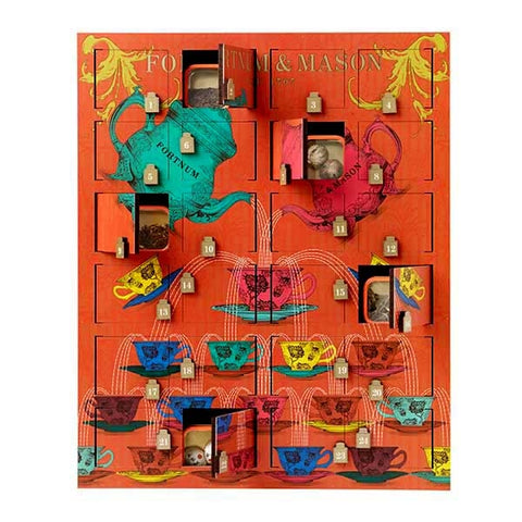 fortnum's tea advent calendar