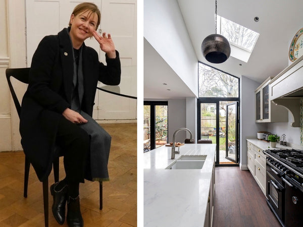 Nicola Burt Interior Designer with a kitchen design project