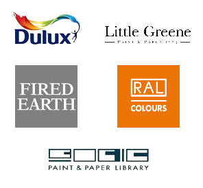 logos of paint manufacturers