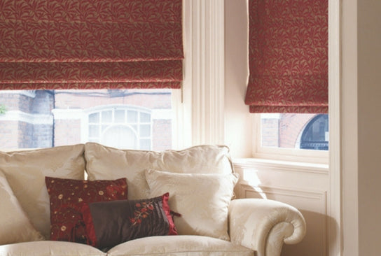Buy Roman Blinds And Roller Blinds In London The Shutter Shop