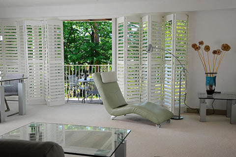 bifold shutters for interiors