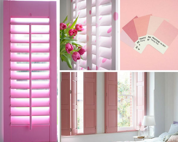 examples of coloured shutters