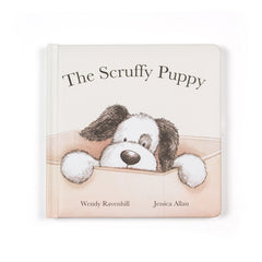 The Scruffy Puppy Read and Play (2-4 yrs), Jellycat - Little Llama
