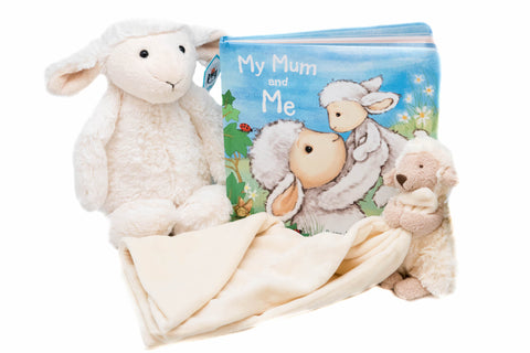 Mummy and Me (0-2 yrs), Jellycat - Little Llama