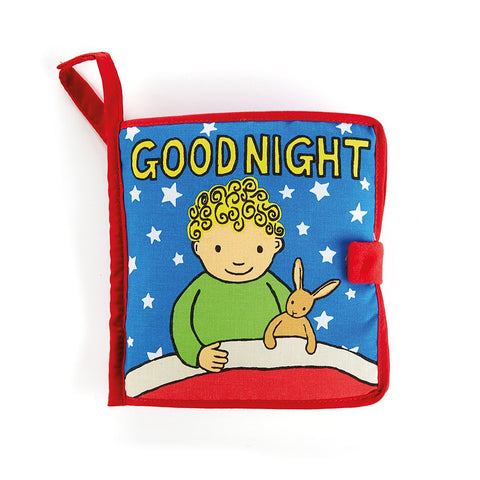 Goodnight Book (0-2yrs), Jellycat - Little Llama