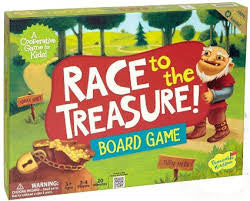 Peaceable Kingdom's Race to the Treasure! (4-7yrs)