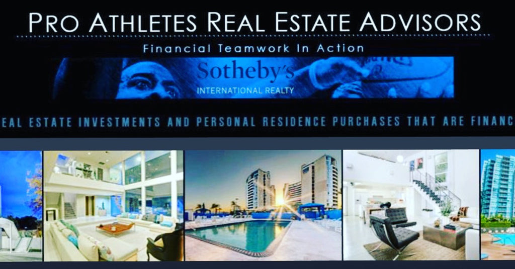 Taking Sport Stars to the Next Level - Pro Athletes Real Estate Advisors
