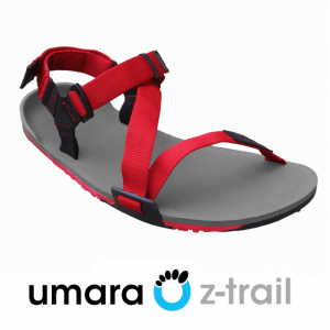 Umara Z-Trail The Best in Barefoot Sport Sandals