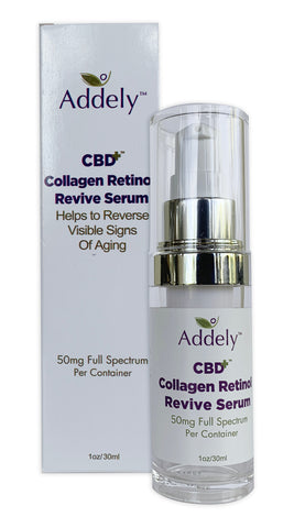 CBD Collagen Retinol Serum