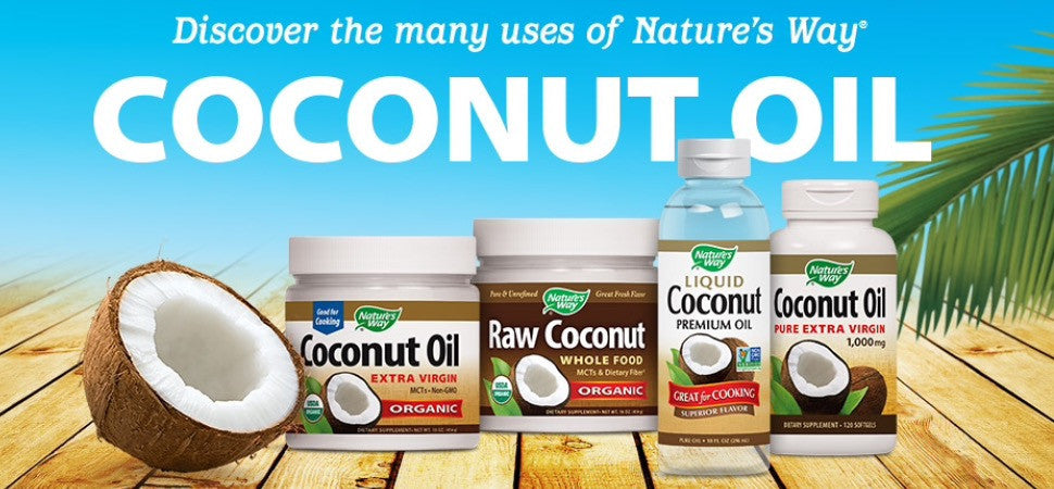 coconut oil, coconut, MCT, diet supplements