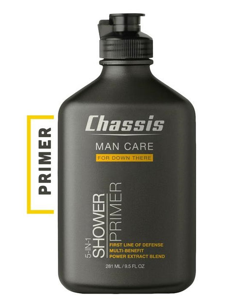 Chassis Shower Primer Men's Shower Gel 8 Pack