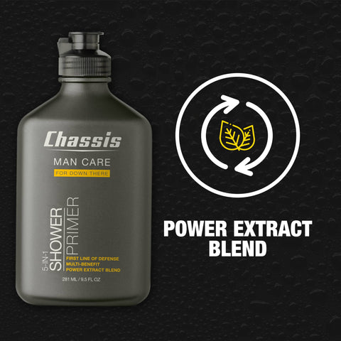 Chassis Shower Primer - Chassis For Men