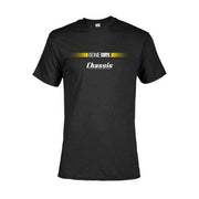 Chassis Bone Dry - Men's Tri-Blend T-Shirt