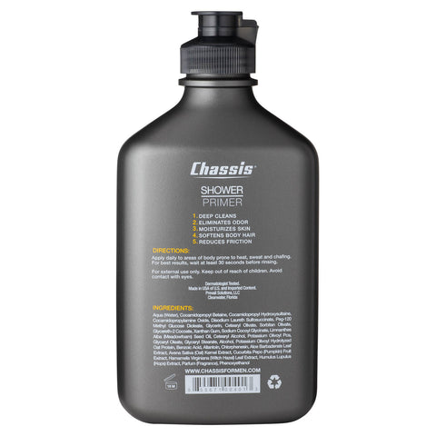 Chassis® 5-in-1 Shower Primer