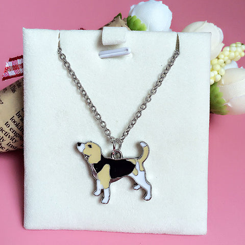 Pendants for lovers bulldog chihuahua dogs pet bracelet