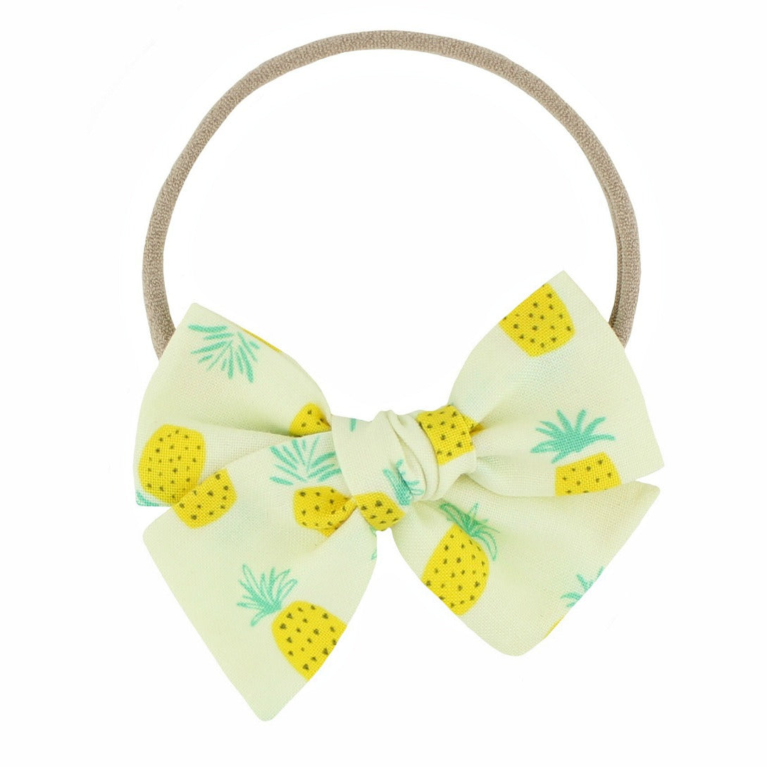 Pixie Bow - Pineapples