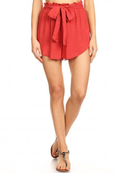 Relaxed Bow Short