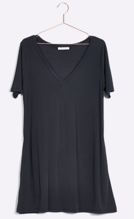Soft Tee Shirt Dress