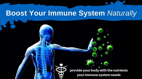 BUILT YOUR IMMUNE SYSTEM NOW