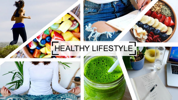 Healthy lifestyle with Moringa