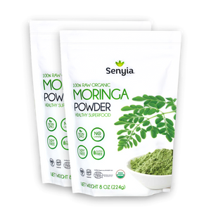 Senyia Moringa Bundle - 2 Powders