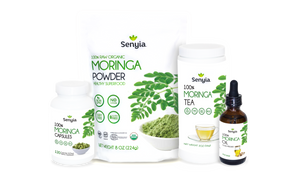 Senyia Moringa Bundle - Starter Kit