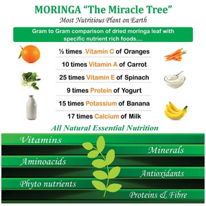 Senyia Moringa Powder