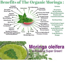 Load image into Gallery viewer, Senyia Moringa Powder
