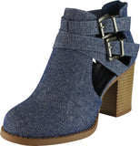 Dark Blue MJ Texture Denim#!0