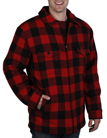 Red Buffalo Plaid#!0