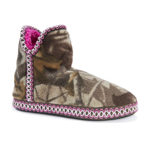 Muk Luks Women's Amira Slippers, Multi, X-large M Us#!0
