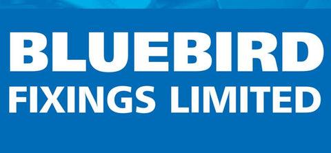Bluebird fixings, blue bird fixings, frame cramps, wall ties, starter ties, fall brackets, de-bonding ties