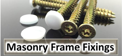 Masonry Frame Fixing Screw, Screws, Torx Head concrete screw, Zinc Concrete Screws.